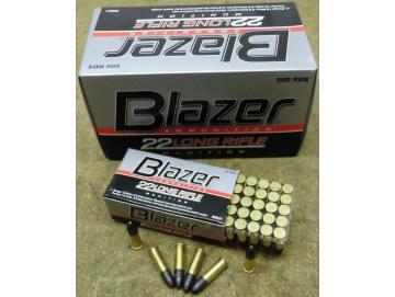 CCI 22LR HV Blazer