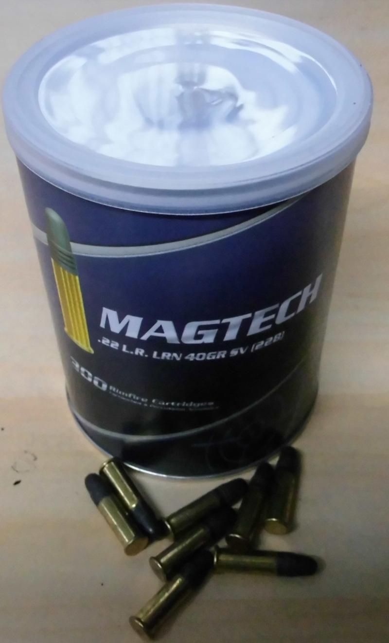 Magtech 22lr standard