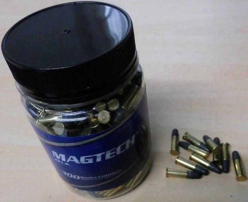 Magtech 22lr LRN