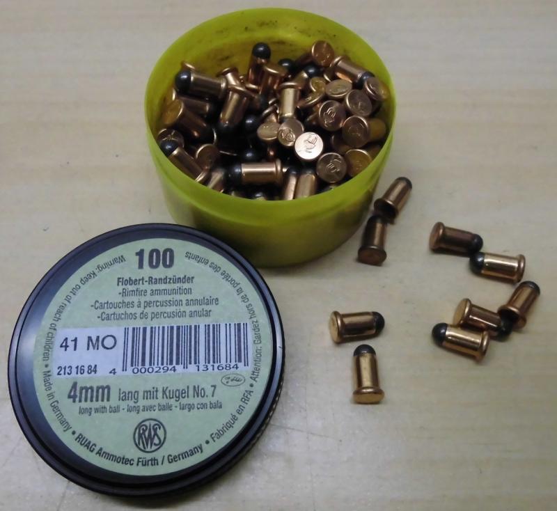 RWS 4mmL mit Kugel
