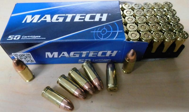 9mm Luger VM 115gr