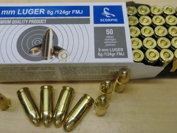 STV 9mm Luger VM 124gr