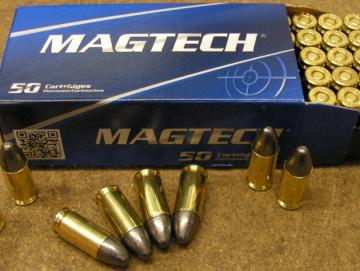 9mm Luger LRN