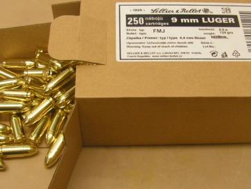 S&B 9mm Luger