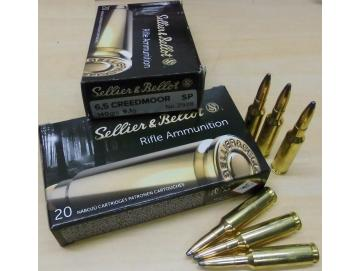 6,5 creedmoor TM 140gr