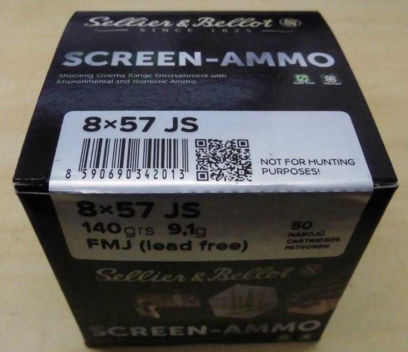 8x57IS Screen-Ammo