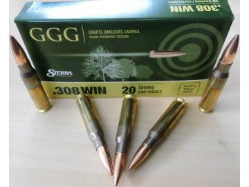 308win HPBT SMK 168 gr Match