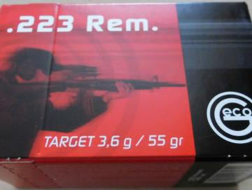 223rem Target 55gr