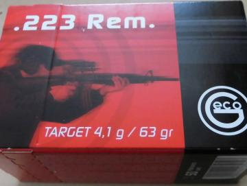 223rem Target 63 gr