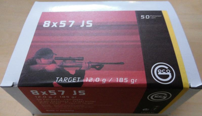 8x57IS Target