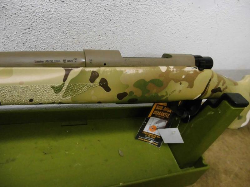 HOWA 1500 FDE 6,5creedmoor