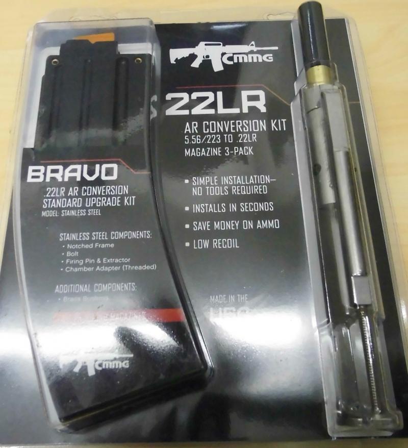 Conversionkit 22lr für alle AR15