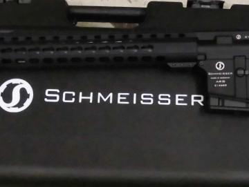 Selbstladebüchse Schmeisser M5FL