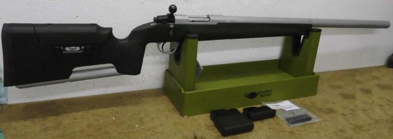 Mercury Sabatti Tactical EVO 308win