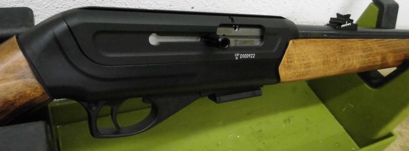 Selbstladebüchse CZ 512 22mag