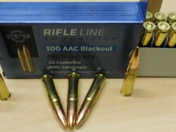 300 AAC Blackout VM