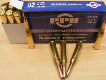 6,5x57 Mauser TM
