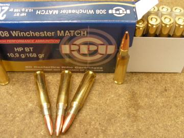 308win Match 168gr