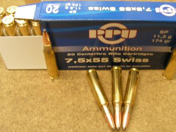 7,5x55 swiss TM