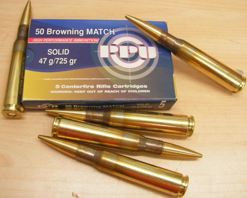 50bmg solid Match