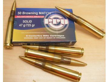 50bmg solid Match