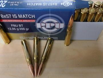 8x57IS Match